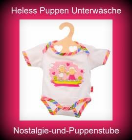 Puppen Kleidung Body Glücksschäfchen für  28 -35 cm Puppen Heless 1411 - Bild vergrößern