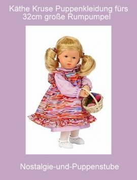 Käthe Kruse Puppen Kleidung Rumpumpel Heidi 32 cm 32404 - Bild vergrößern