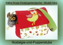 Käthe Kruse Kindergartentasche Modell Eule Alba - Bild vergrößern