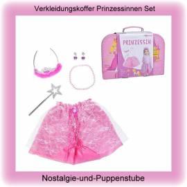 Knorrtoys Verkleidungskoffer Princess, 6 teilig - Bild vergrößern