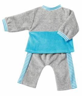 Schwenk Puppenkleidung Jogginganzug für 46 - 50 cm Puppen, Nr. 85650 - Bild vergrößern