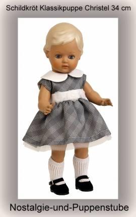 Schildkröt Puppe Christel 34 cm Klassik Kollektion günstig kaufen 9334567 - Bild vergrößern