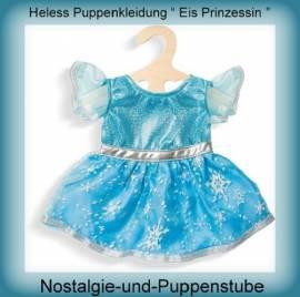 Heless Puppen Kleidung Kleid Eisprinzessin für 35 - 45 cm Puppen 2720 - Bild vergrößern