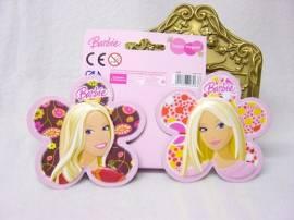 2 Barbie Pinnwand Magnete Kühlschrank Magnete - Bild vergrößern