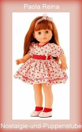 Künstler Puppe Spiel Puppe Becca Soy Tu 44 cm von Paola Reina 6085 - Bild vergrößern