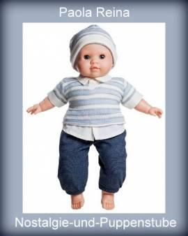 Baby Puppe Spiel Puppe Manu Künstler Puppe Paola Reina 7001 - Bild vergrößern