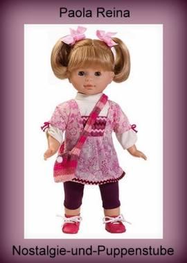 Sammler Puppe Conchi Blandita Künstler Puppe Spiel Puppe 37 cm von Paola Reina 8253 - Bild vergrößern