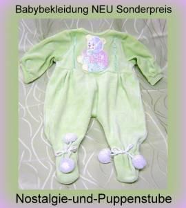 Baby Nicki Strampler Overall Erstausstattung 50 - 56 cm - Bild vergrößern