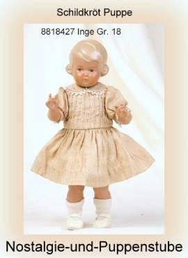 Schildkröt Puppe Inge 18 cm Klassik Kollektion günstig kaufen 8818427 - Bild vergrößern