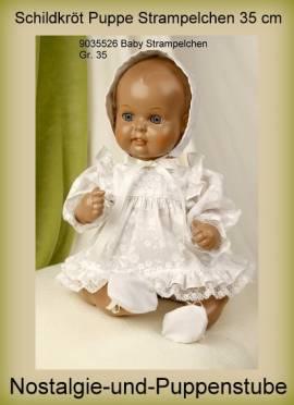 Schildkröt Babypuppe Strampelchen 35 cm Klassik Kollektion 9035526 - Bild vergrößern