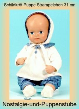 Schildkröt Puppe Baby Strampelchen 31 cm Klassik Kollektion günstig kaufen 9131635 - Bild vergrößern