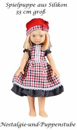 Spiel Puppe aus Silikon 33 cm günstig kaufen  1942 - Bild vergrößern