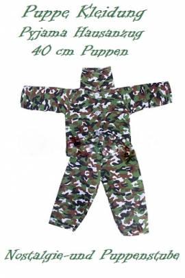 Puppen Kleidung Pyjama Schlafanzug Nachtwäsche für 40 cm Puppen 2464 - Bild vergrößern