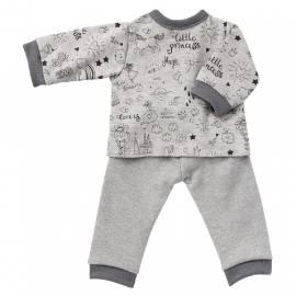 Puppenkleidung Puppen Pyjama Schlafanzug für 30 - 33 cm Puppen Schwenk 47032 - Bild vergrößern