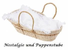 Schwenk Puppenzubehör Puppen Tragetasche Tragekorb für Puppen bis 45 cm  99997 - Bild vergrößern