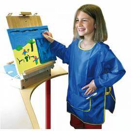Eduplay Malkittel mit langen Ärmeln für Kinder von ca. 3 bis 7 Jahren - Bild vergrößern