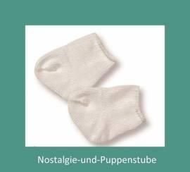 Puppen Kleidung Strümpfe Söckchen Socken für Pupppen von 36 - 40 cm Schwenk 2138 - Bild vergrößern