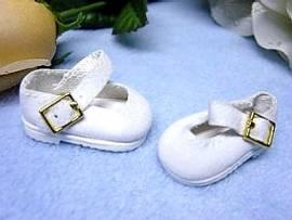 Puppen Schuhe Ballerinas für 25 cm Puppen mit 4 cm Füßen Schildkröt 25178 - Bild vergrößern