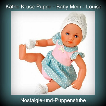 k the kruse spielpuppe baby mein badebaby louisa nur eur. Black Bedroom Furniture Sets. Home Design Ideas