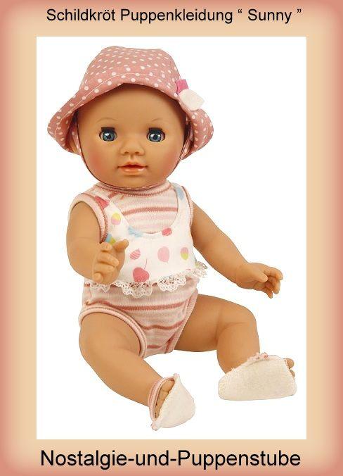 Puppen & Zubehör Kleidung & Accessoires Puppenkleidung HUT für Puppen 31-35 cm