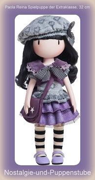 Spiel Puppe Santoro Gorjuss ca 32 cm Paola Reina 4906
