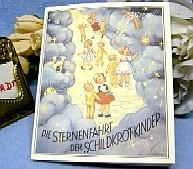 Schildkröt Büchlein Neuauflage der alten Kinderhefte Sternenfahrt, Nr. 1101
