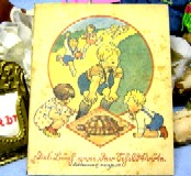 Schildkröt Büchlein, Neuauflage der alten Kinderhefte, Das Buch von der Schildkröte